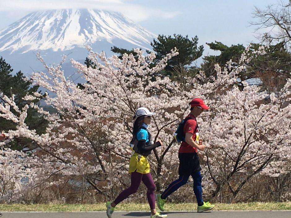 富士五湖100キロマラソン