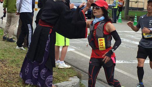 飛騨高山100キロマラソン出場(2019年)