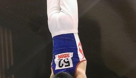 百本選手。全日本ジュニア体操競技選手権大会。出場